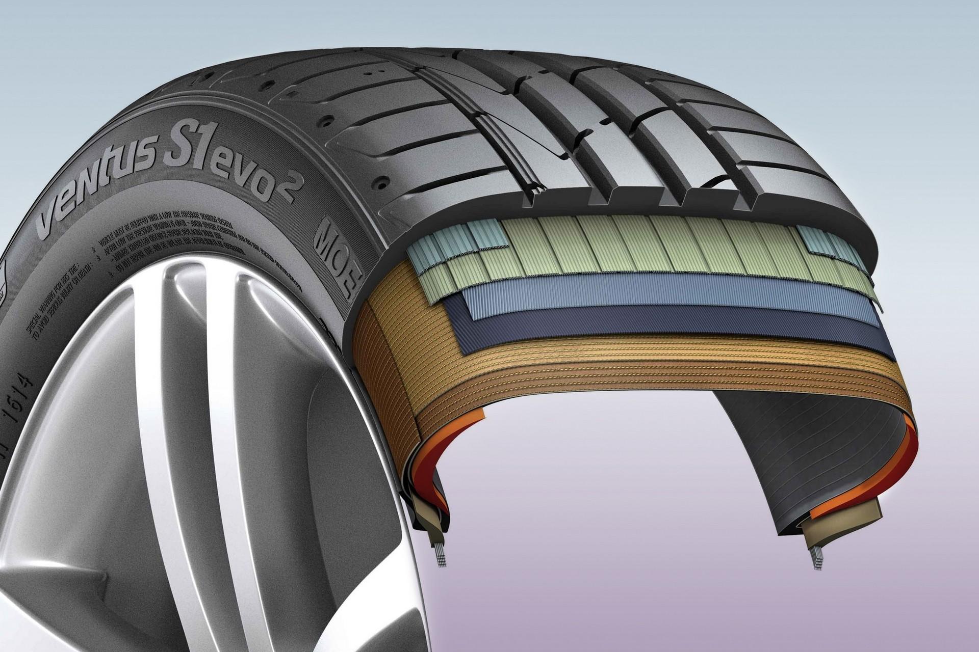 Что такое шины со вспененным наполнителем?